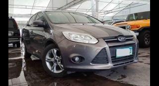 2013 Ford Focus Sedan 1.6 Trend AT