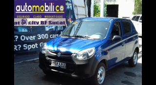 2016 Suzuki Alto 0.8 0.8L MT Gasoline