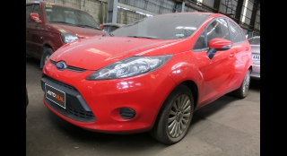2013 Ford Fiesta Hatchback 1.4L MT Gasoline