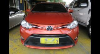 2015 Toyota Vios 1.3L MT Gasoline