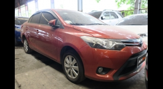 2014 Toyota Vios 1.5L MT Gasoline