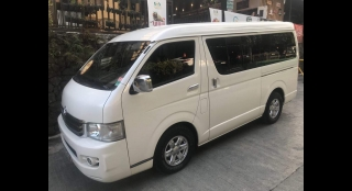 2008 Toyota Hiace Super Grandia AT
