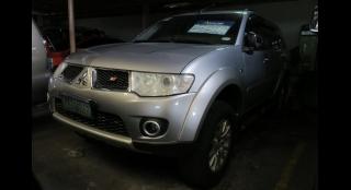 2013 Mitsubishi Montero Sport GLS V