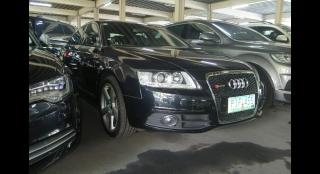 2011 Audi A6 Gas 2.0L AT