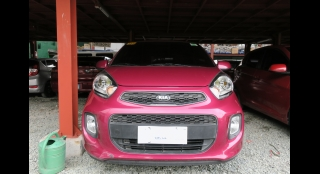 2016 Kia Picanto 1.2 EX AT