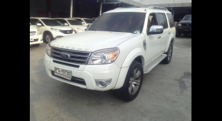 2013 Ford Everest XLT (4X2) AT