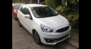 2017 Mitsubishi New Mirage GLS  AT