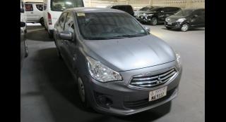 2016 Mitsubishi Mirage G4 1.2L MT Gasoline