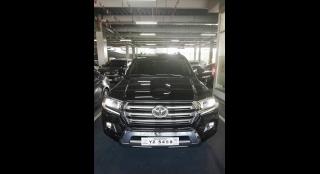 2016 Toyota Land Cruiser 200 4.5L AT