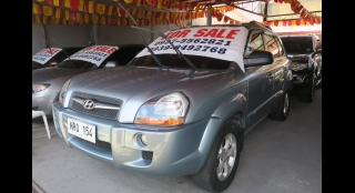 2009 Hyundai Tucson 2.0 CRDi (4X2) AT