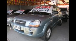 2009 Hyundai Tucson 2.0 CRDi 4X2 AT