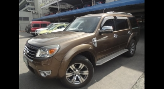 2011 Ford Everest XLT (4X2) AT