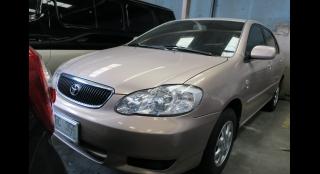 2003 Toyota Corolla Altis 1.6L AT Gasoline