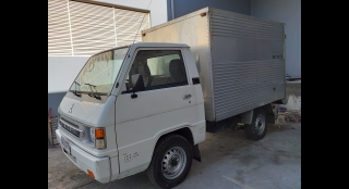2014 Mitsubishi L300 Deluxe Cab Chassis