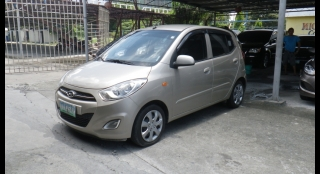 2012 Hyundai i10 1.1L GL MT