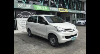 2012 Toyota Avanza 1.3 J (5 Seater) MT