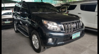 2011 Toyota Land Cruiser Prado 3.0L AT Diesel