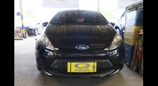 2012 Ford Fiesta Hatchback 1.4L AT Gasoline