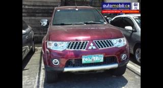 2009 Mitsubishi Montero Sport GLS (4X4) AT