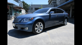 2011 Lexus LS600hL 6.0L AT Gasoline