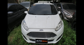 2015 Ford Fiesta Sedan 1.0 Titanium+ with EcoBoost