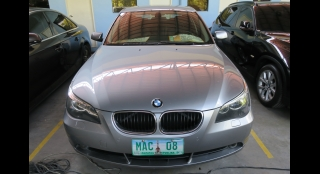 2007 BMW 5-Series Sedan 520d