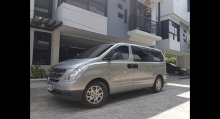 2015 Hyundai Grand Starex 2.5L MT Diesel