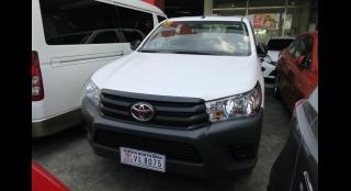 2016 Toyota Hilux 2.5L MT Diesel
