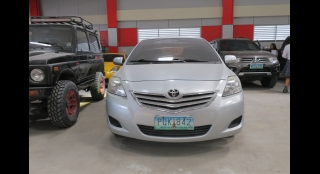 2011 Toyota Vios 1.3 J MT