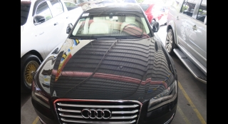 2011 Audi A8 4.2 TFSI Quattro