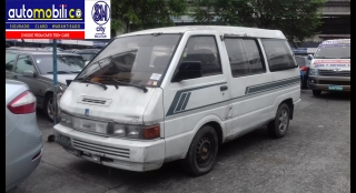 1995 Nissan Vanette 1.6L AT Gasoline
