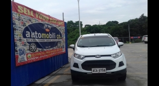 2014 Ford EcoSport 1.5 Ambiente MT