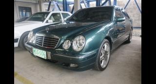 2000 Mercedes-Benz E-Class 2.4L AT Gasoline
