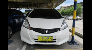 2012 Honda Jazz S MT