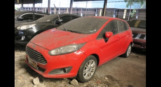 2014 Ford Fiesta Hatchback 1.5 Trend PS