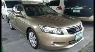 2008 Honda Accord 2.4L AT Gasoline