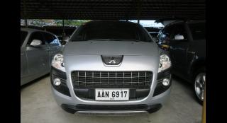 2014 Peugeot 3008 2.0L AT Diesel