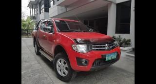 2012 Mitsubishi Strada 2.5L MT Diesel