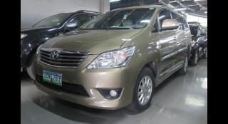 2013 Toyota Innova G Diesel MT