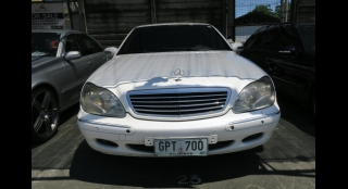 2001 Mercedes-Benz S-Class 5.0L AT Gasoline