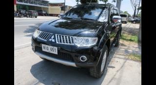 2009 Mitsubishi Montero Sport 2.5L AT Diesel