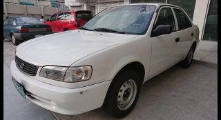 2004 Toyota Corolla 1.3L MT Gasoline