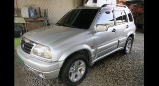2003 Suzuki Grand Vitara 2.5L AT Gasoline
