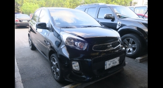 2016 Kia Picanto EX 1.2L AT Gas