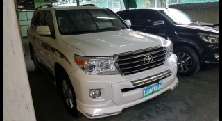 2014 Toyota Land Cruiser 4.5L AT Diesel
