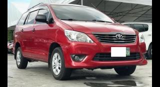 2013 Toyota Innova J Diesel MT