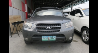 2007 Hyundai Santa Fe Gas 4X2 AT