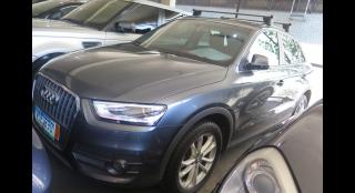 2013 Audi Q3 2.0L AT Diesel