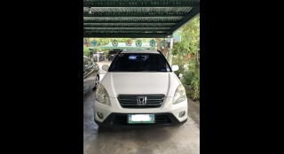 2005 Honda CR-V 2.0L MT Gasoline