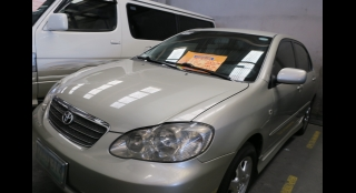 2005 Toyota Corolla Altis 1.8 G AT